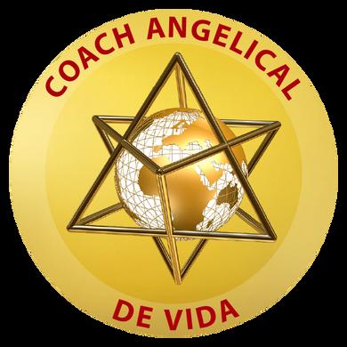 LOGO Coach Angelical de Vida Transparent