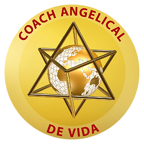 LOGO Coach Angelical de Vida Transparent