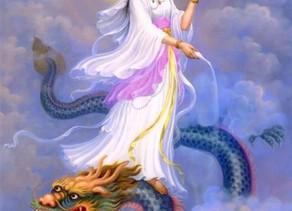 Mes de Opulencia para los Trabajadores de la Luz - Madre Kwan Yin