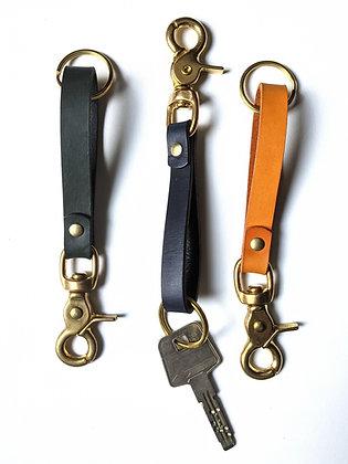 Porte clés mousqueton