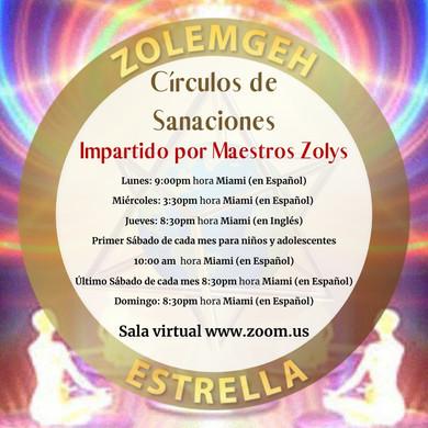 Flyer-logo Circulos de Sanaciones 2021.j