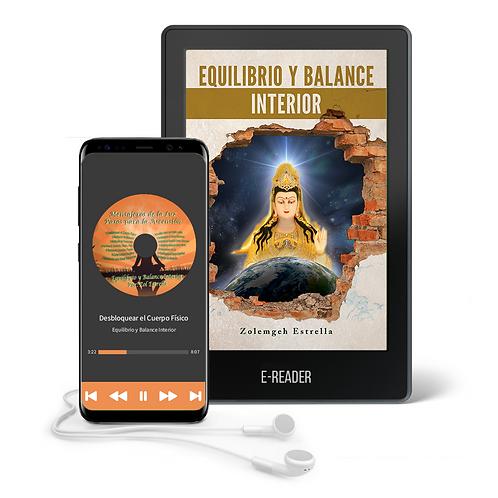 Ebook Equilibrio y Balance Interior + CD de 13 Meditaciones