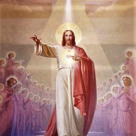 Mensaje del Maestro Jesús
