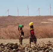 Kenyan wind energy displaces and harms indigenous peoples