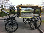 horse drawn funeral somerset