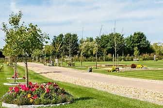 Sedgemoor Crematorium Grounds