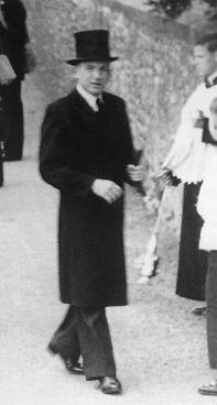 Ernest PercyWhite. Trull Church Taunton