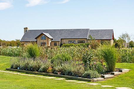 Sedgemoor Crematorium Side and Gardens