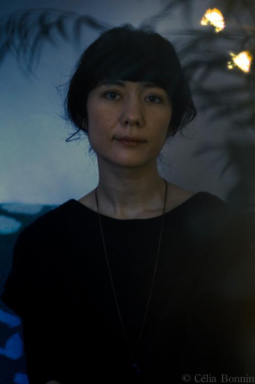 "Miyako Slocombe pour le magazine ""Zoom Japon"""