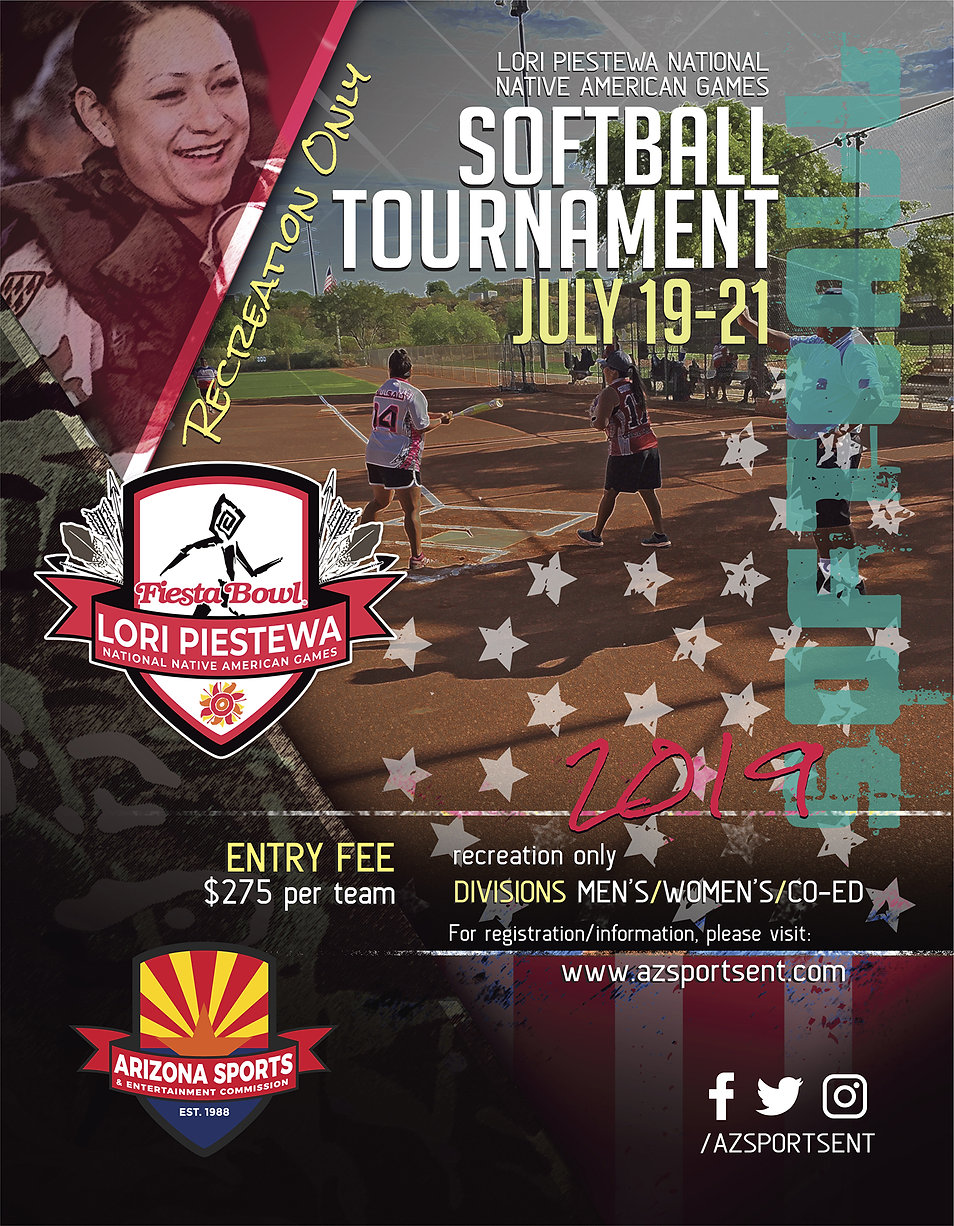 Recreation Only Native Softball Tourname