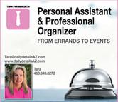 Tara Personal Assistant