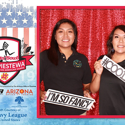 2019 Photo Booth courtesy of the Navel League of the United States