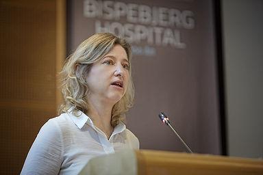 Regionsrådsformand Sophie Hæstorp Andersen