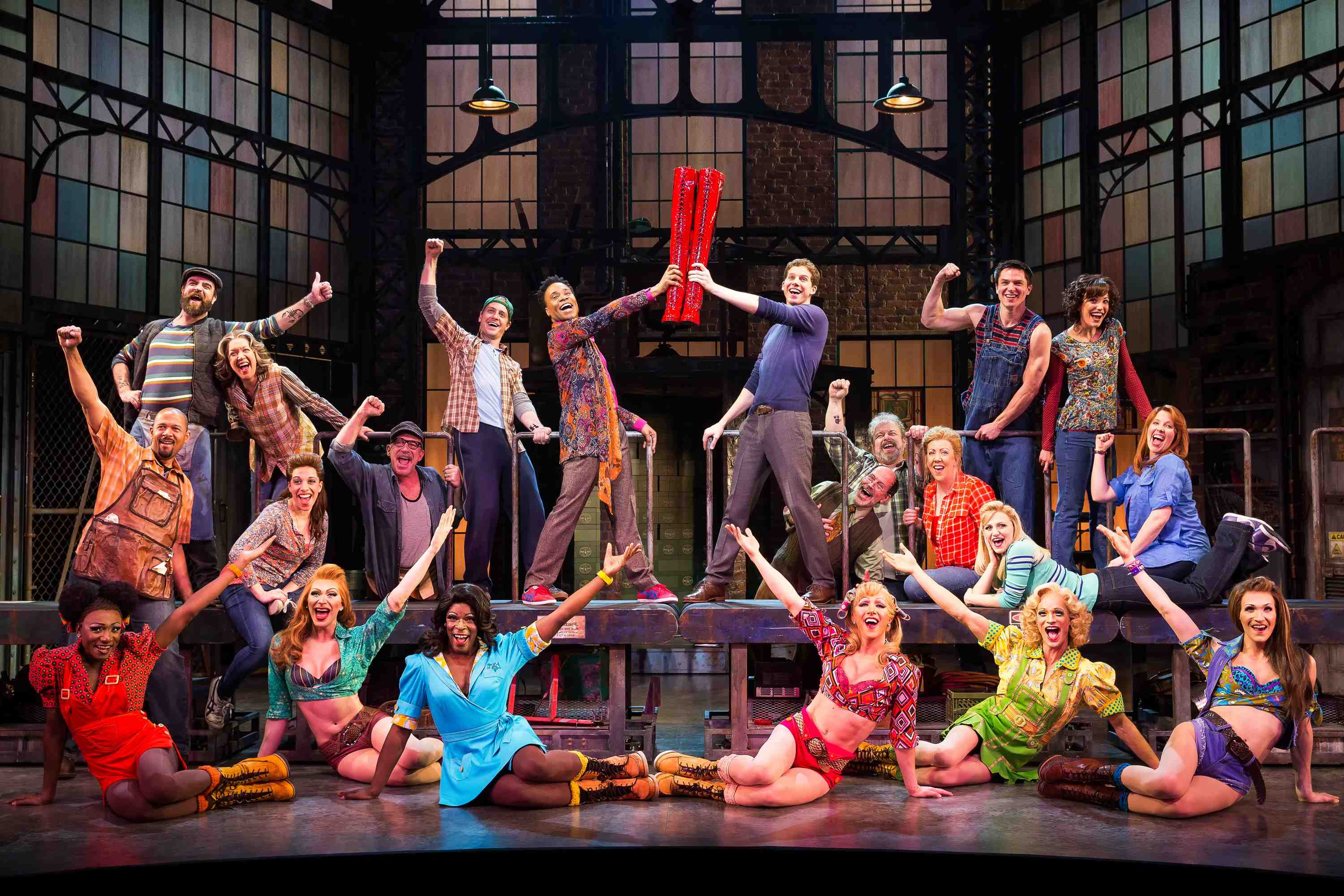 Kinky Boots at The Adelphi