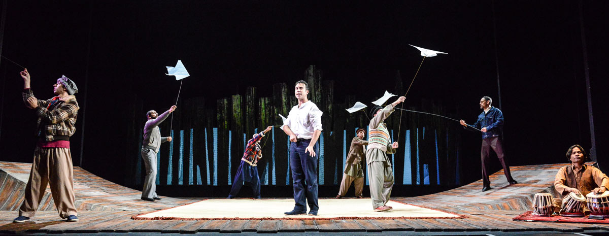 The Kite Runner at Wyndham's Theatre