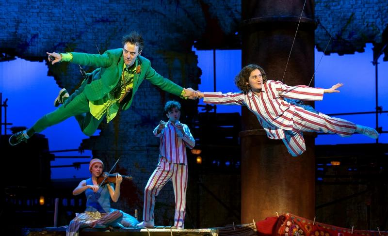 Peter Pan at The National Theatre