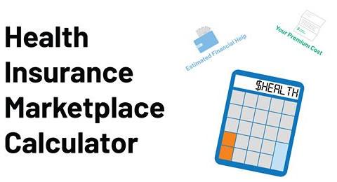 Health Insurance Marketplace calculator