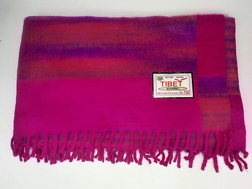 Coperta Tibetana il Lana / Modello Grande Art. B52