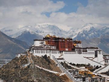 Ieri e oggi: cosa è cambiato nel Palazzo Potala di Lhasa