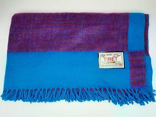 Coperta Tibetana il Lana / Modello Grande Art. B61