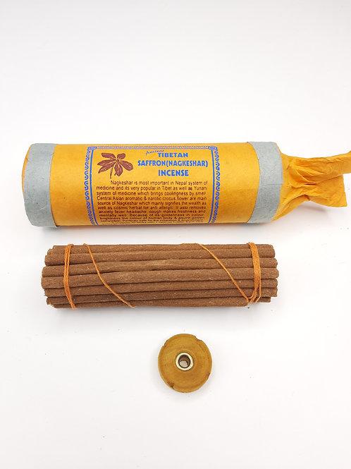 Incenso Zafferano Tibetano / Tibetan Saffron (Nagkeshar) Incense