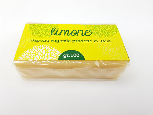 Sapone Limone / Sapone Naturale e Vegano