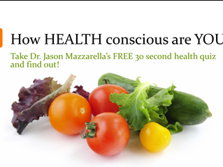 How Health Conscious are YOU?