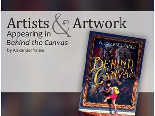 The Who's Who of Behind the Canvas