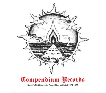 Compendium Records – Norway`s First Progressive Record Store & Label 1974-1977