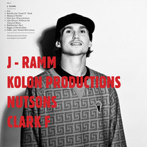Produced in Norway 1: J-Ramm // Kolon Productions // Nutsons // Clark F