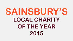 Sainsbury's local Charity of the Year 2015