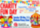 Charity Fun Day poster