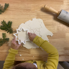 Baked Clay Decorations