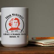 Adam Mickiewicz Coffee Mug