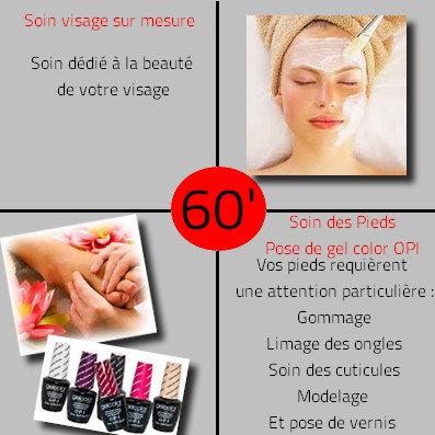 Coffret cadeau Lift Beauté 60 Minutes