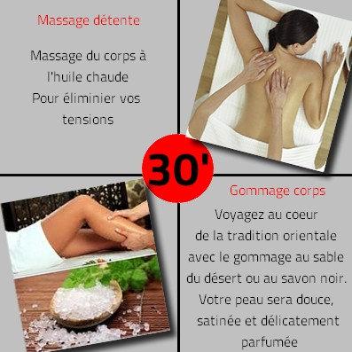 Coffret cadeau Lift beauté 30 Minutes