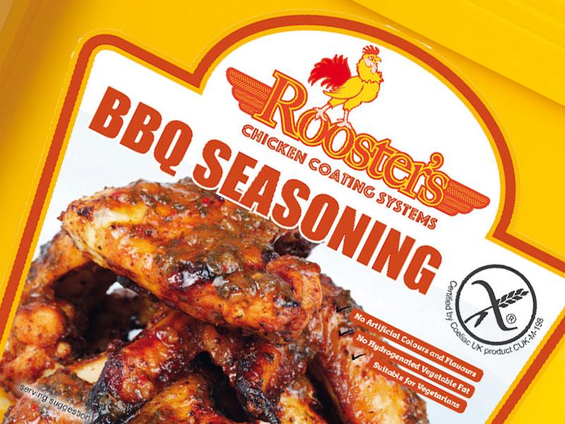 Roosters BBQ Seasoning