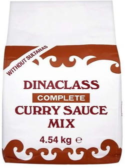 DinaClass curry sauce
