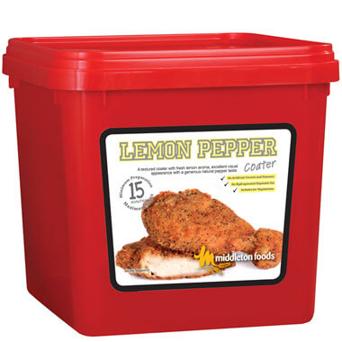 Middleton Foods Lemon Pepper Coaters