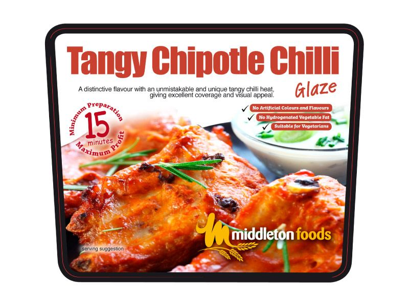 Middleton Chipotle Chilli Glaze
