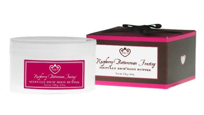 Jaqua Bath & Body Raspberry Buttercream Frosting Body Butter