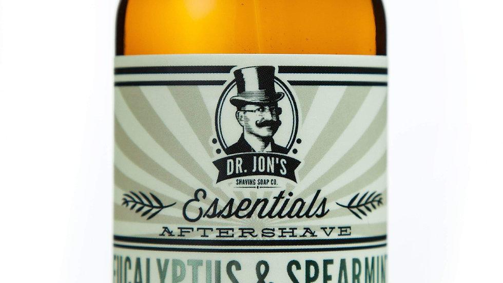 Dr. Jon's Essentials Eucalyptus & Spearmint Aftershave Tonic