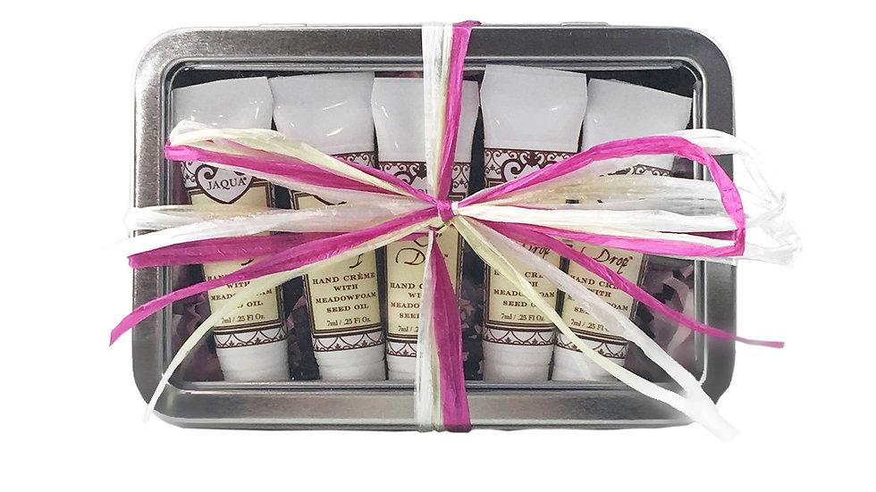 Lemon Drop Sweet Mini Hand Creme Gift Set