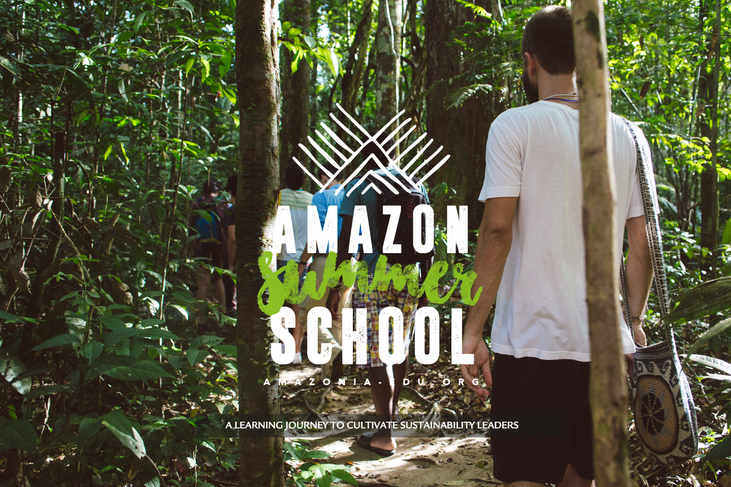 Amazon Summer School: Applications for International sustainability immersive course are open