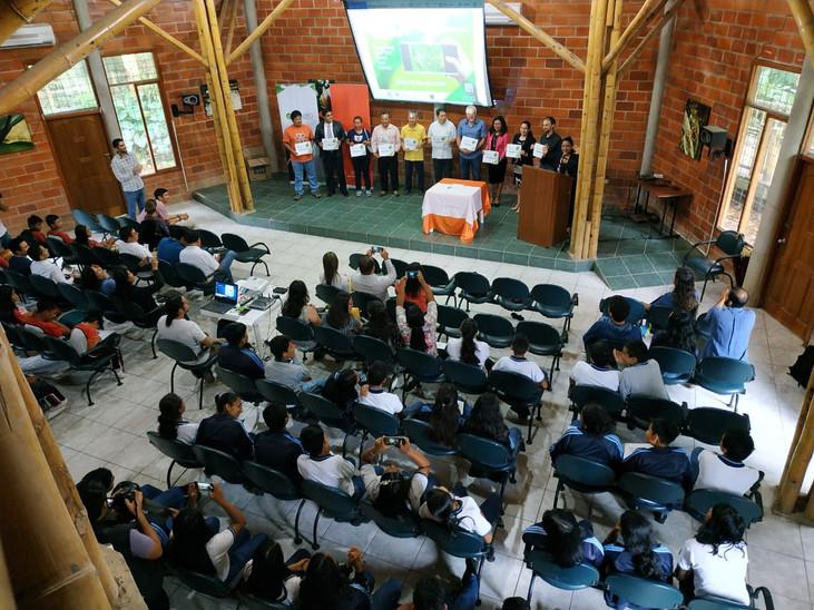 La gran biodiversidad del Tena será demostrada con un reto mundial