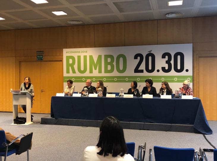 SDSN-Amazônia participa de evento Ibero-americano de Meio Ambiente em Madri