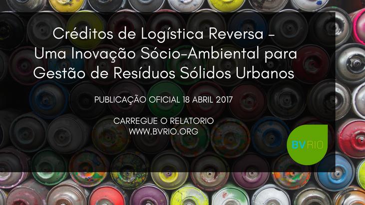 BVRio publicará relatório sobre soluções para gestão de resíduos sólidos urbanos