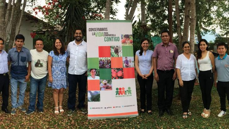 Cooperación Sur-Sur: AMPA y FAS unen esfuerzos para el desarrollo sostenible de la Amazonía