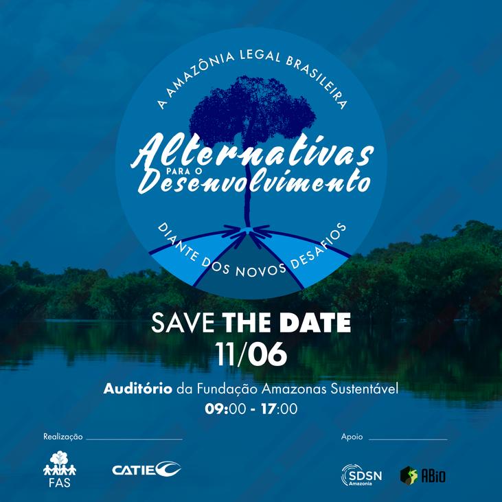 Troca de experiências sustentáveis entre Costa Rica e Amazonas é debatida em seminário