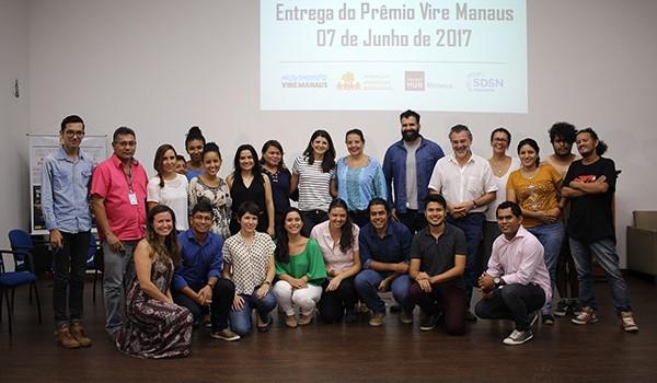 Iniciativas sustentáveis recebem o Prêmio Vire Manaus